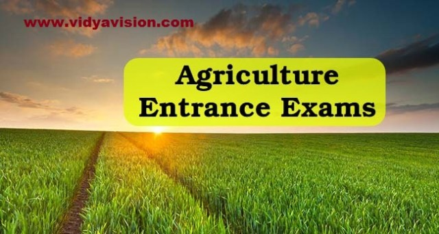 Agriculture-Entrance-Exams-2018-19-Admission-into-B.Sc-M.sc-Agriculture