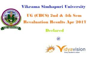 VSU CBCS Results
