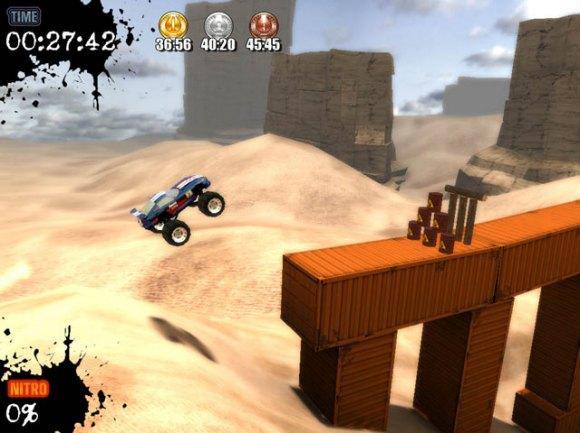 تحميل العاب سيارات للاندرويد والكمبيوتر لعبة الشاحنات الكبيرة Monster Truck