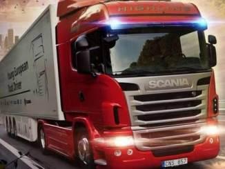 تحميل لعبة سباق الشاحنات سكانيا تراك 2017 Scania Truck Driving