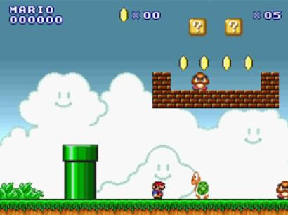 تحميل لعبة ماريو القديمة للكمبيوتر  Mario Classic برابط مباشر