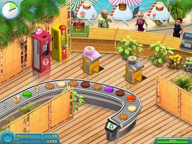 download cake shop game