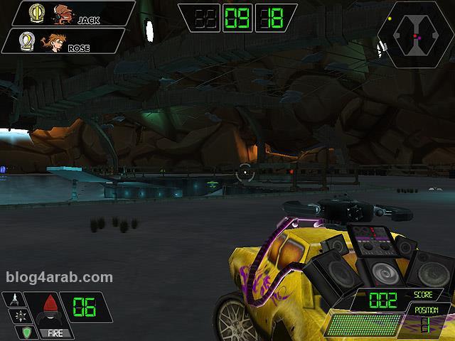 تحميل لعبة حرب السيارات المقاتلة مجانا برابط مباشر