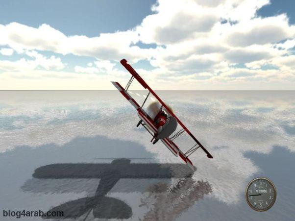 تحميل العاب طيران حربية مجانا للكمبيوتر Birds Of War