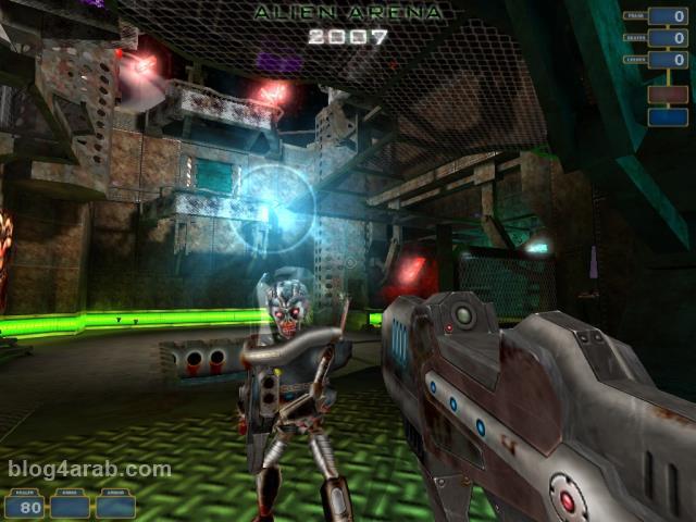 تحميل احدث العاب الاكشن تحميل لعبة Alien Arena مجانا