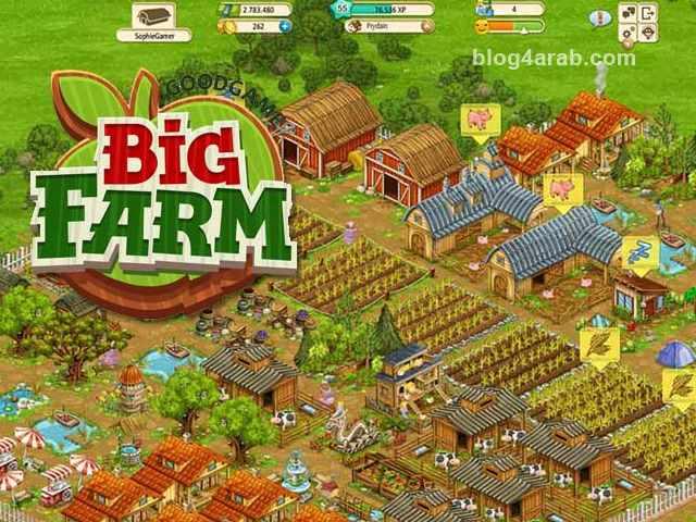 تحميل لعبة المزرعة السعيدة 2014 الجديدة Download Happy Farm
