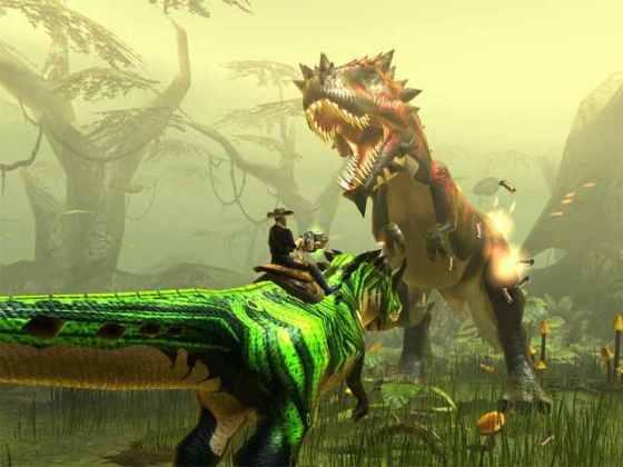 تحميل العاب اكشن ومغامرات وقتال للكمبيوتر والموبايل مجانا Dino Storm