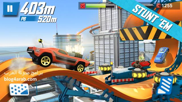 تحميل لعبة Hot Wheels سباق سيارات هوت ويلز للموبايل