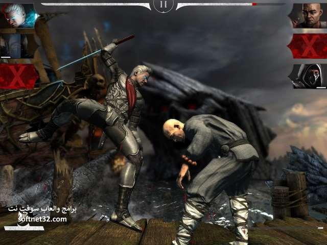 تحميل افضل لعبة قتال للاندرويد مجانا مورتال كومبات MORTAL KOMBAT