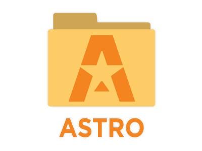 تحميل برنامج مدير الملفات استرو عربي للاندرويد ASTRO File Manager