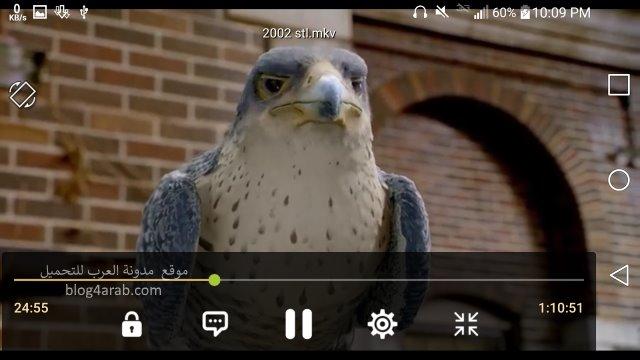 برنامج تشغيل الفيديو flv player