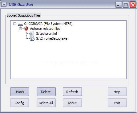 تحميل برنامج إزاله فيروسات من الفلاشة للكمبيوتر