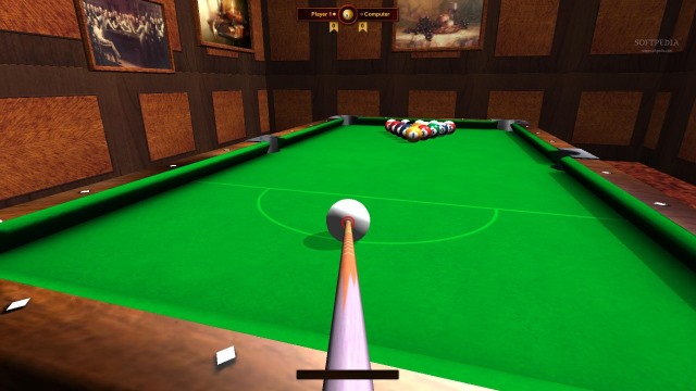 تحميل أفضل لعبه بلياردو للكمبيوتر مجانا Billiardino Download