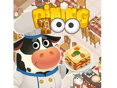 تحميل ألعاب اطفال خفيفة الحجم مجانا 2018 Dining Zoo