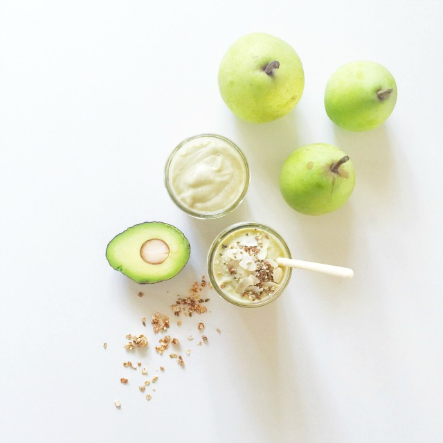 Happy Pear Smoothie by 4more