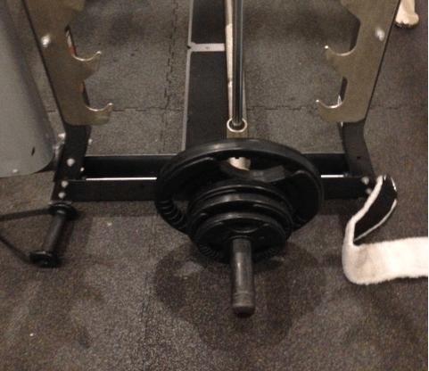 Deadlifting 180lbs