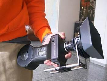 A-CAM SP16, la cámara de cine de bolsillo