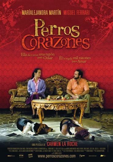 Perros Corazones, de Carmen L'Roche