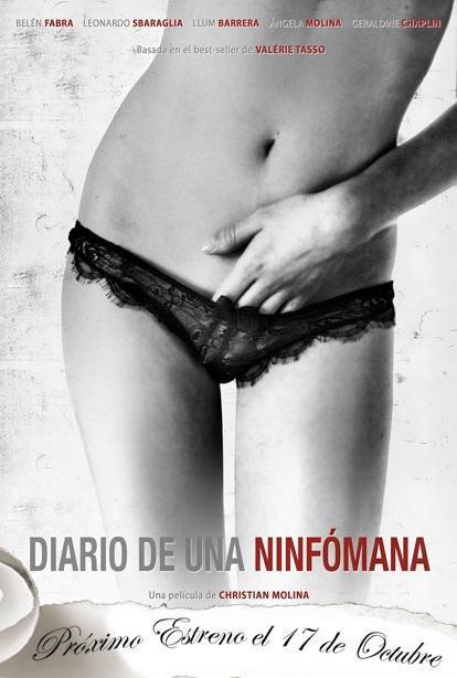 Carteles, ninfómanas y desnudos polémicos