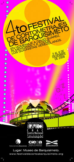Festival de Cortos de Barquisimeto