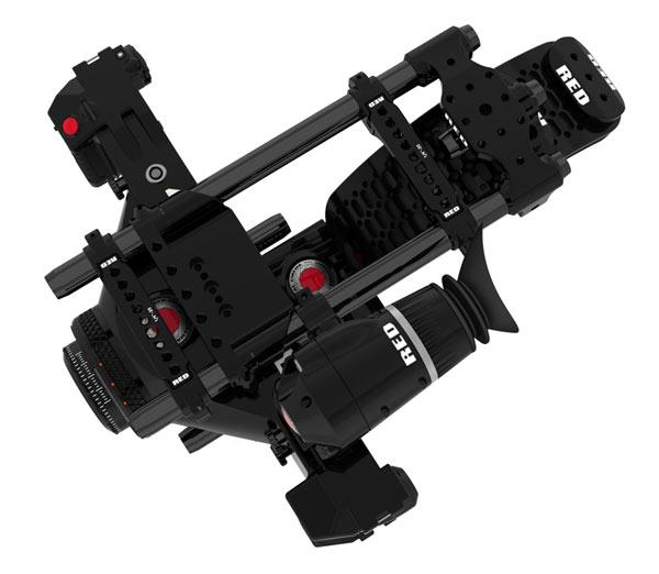 RED Scarlet y RED Epic, los nuevos modelos de cámaras modulares