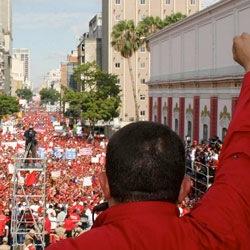 Preparan otra película sobre la revolución venezolana