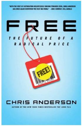 Free, de Chris Anderson, gratis en la red (y aquí)