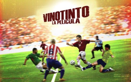 La selección venezolana de fútbol llega a la pantalla grande