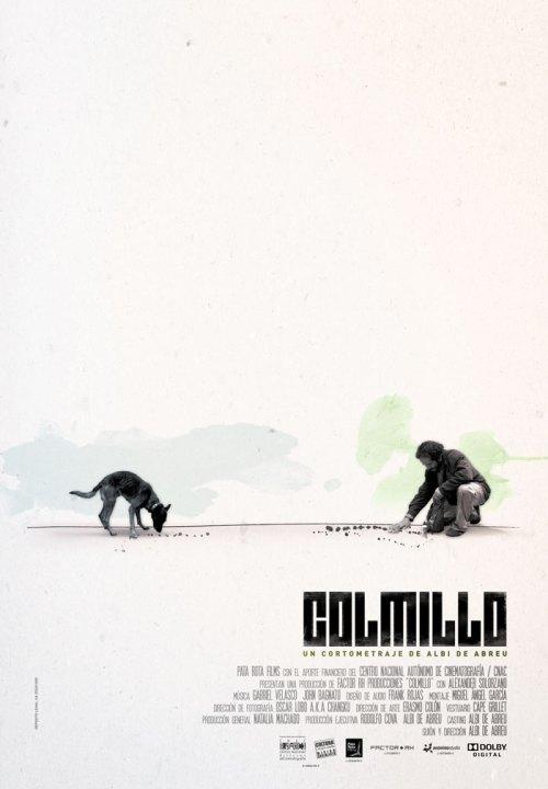 Colmillo, cortometraje de Albi de Abreu