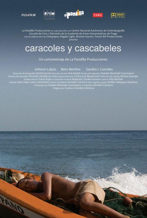 Caracoles y Cascabeles, de Gustavo Rondón Córdova