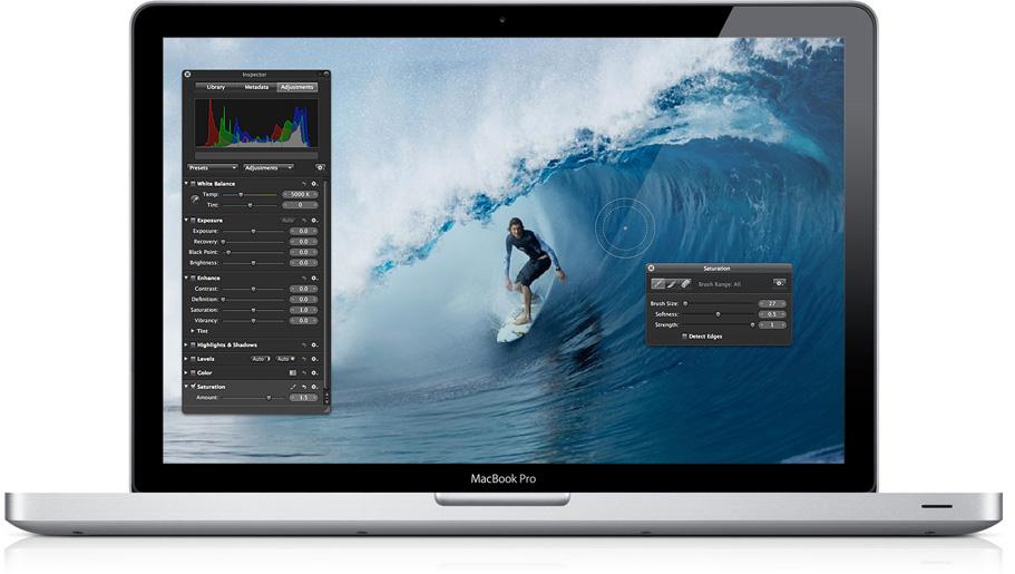 Apple anuncia el Thunderbolt