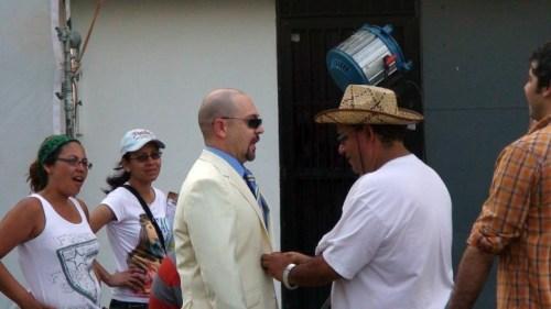 Miguel Ferrari, en el Trailer de El Último Cuerpo