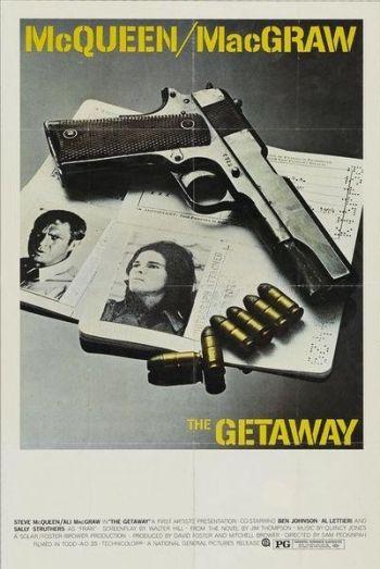 The Getaway, desde el afiche se anuncia el conflicto