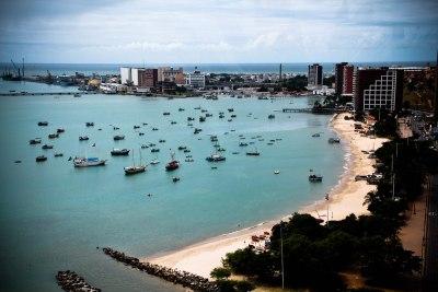 Fortaleza, Ceará, esta mañana