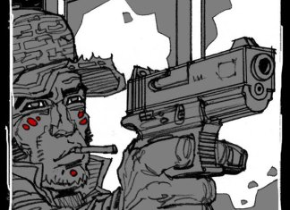 Oropeza y Pont ♡ zombies…