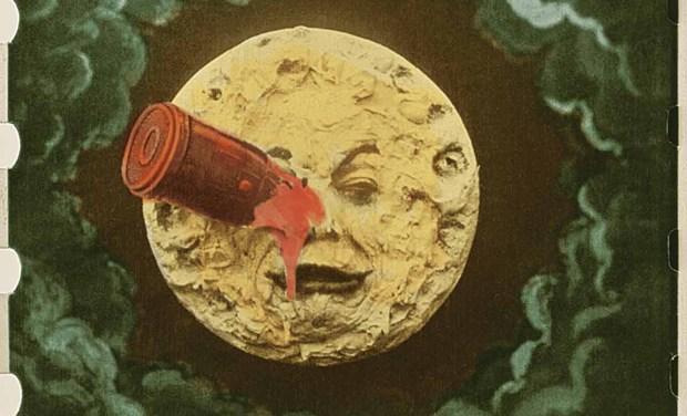Le voyage dans la Lune, de Méliès, vuelve a la vida y en colores