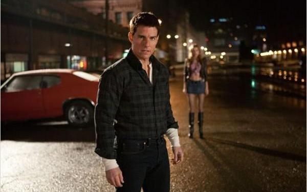 Tom Cruise tiene alcance en Jack Reacher