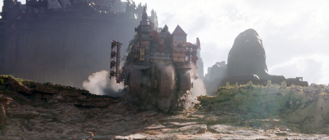 Mortal Engines - Philip Reeve - Máquinas Mortales