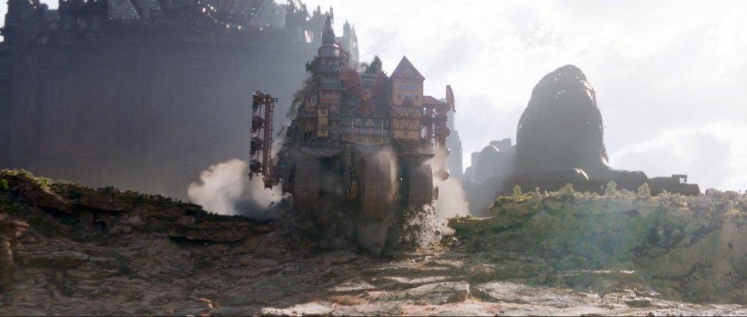 Mortal Engines - Philip Reeve - Máquinas Mortales