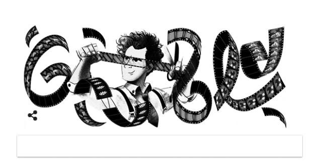 Google rinde homenaje a Sergei Eisenstein
