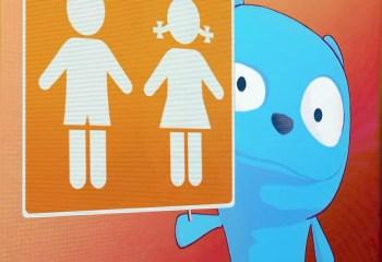 Waldo contra la fluidez de género en la primo de Black Mirror