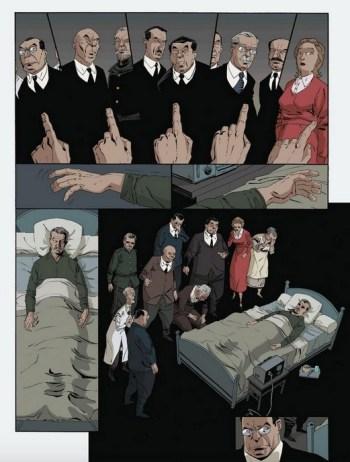 The Death of Stalin, la novela gráfica que da origen al film