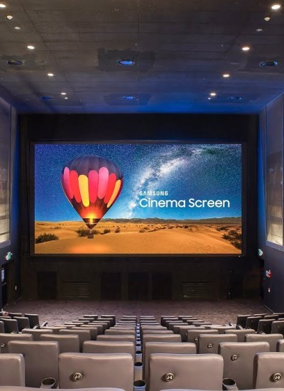 Samsung LED Cinema Screen