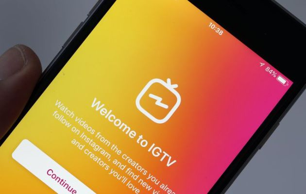 IGTV, la nueva plataforma de videos de Instagram