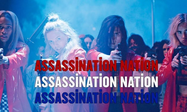 Assassination Nation, feminismo en armas, caza de brujas y ultraviolencia