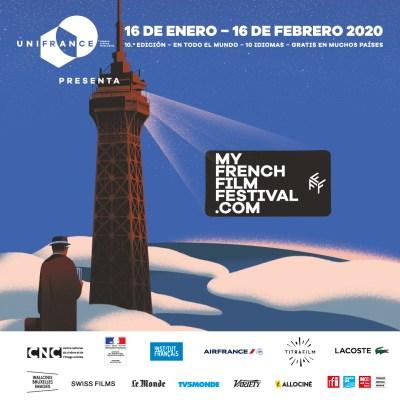 MyFFF, festival online de cine francés