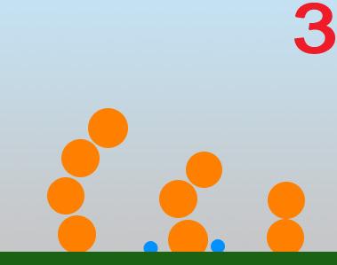 Neutralizzato lo stabilizzante, le molecole adesive si uniscono assieme in lunghe catene che assicurano un'ottima presa