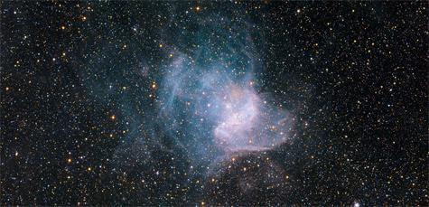 NGC 346 - credit: ESO