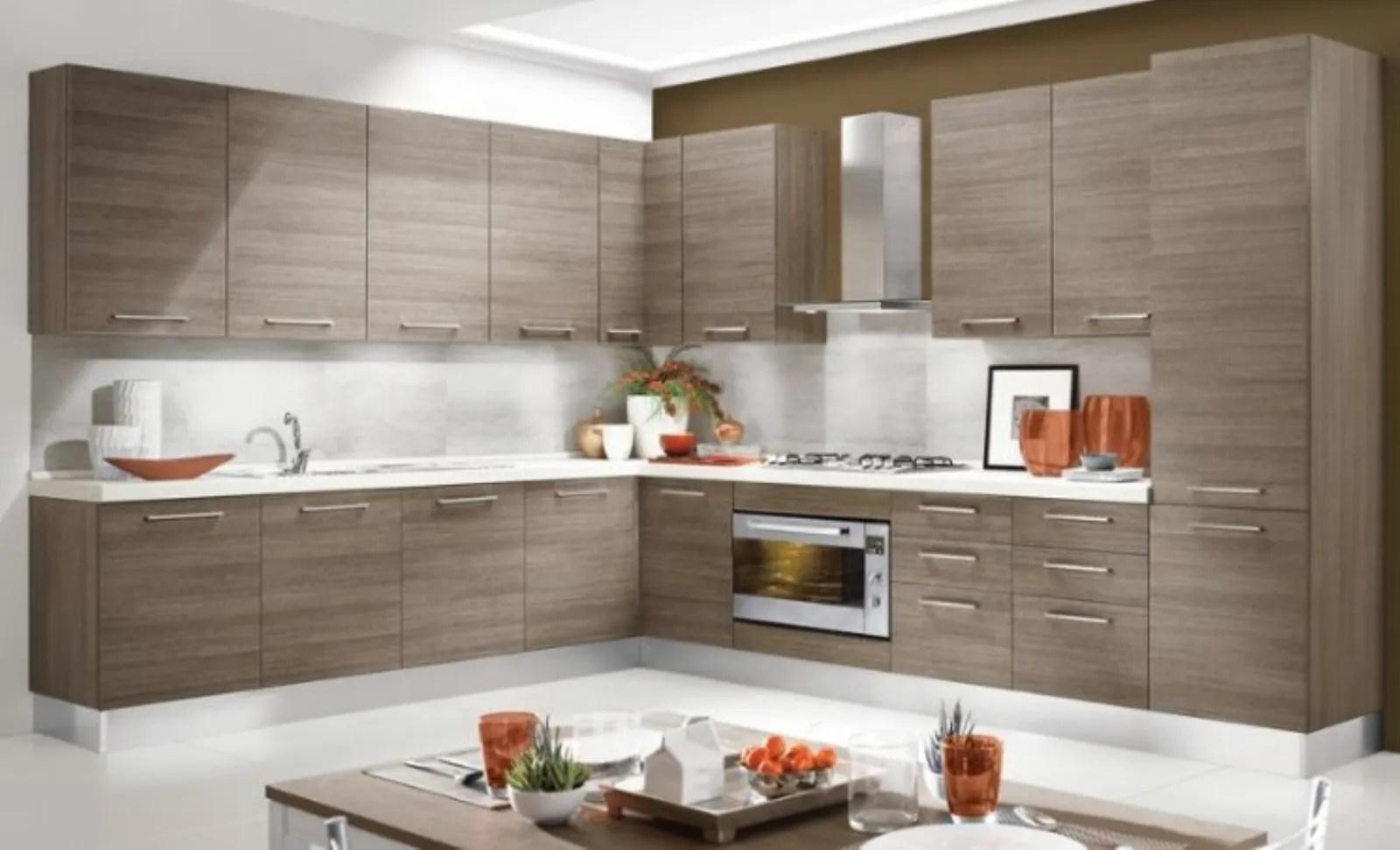 Colonna frigo con mobile per l'incasso, piano cottura con base e forno con. Mondo Convenienza Cucine Proposte Per Ogni Esigenza
