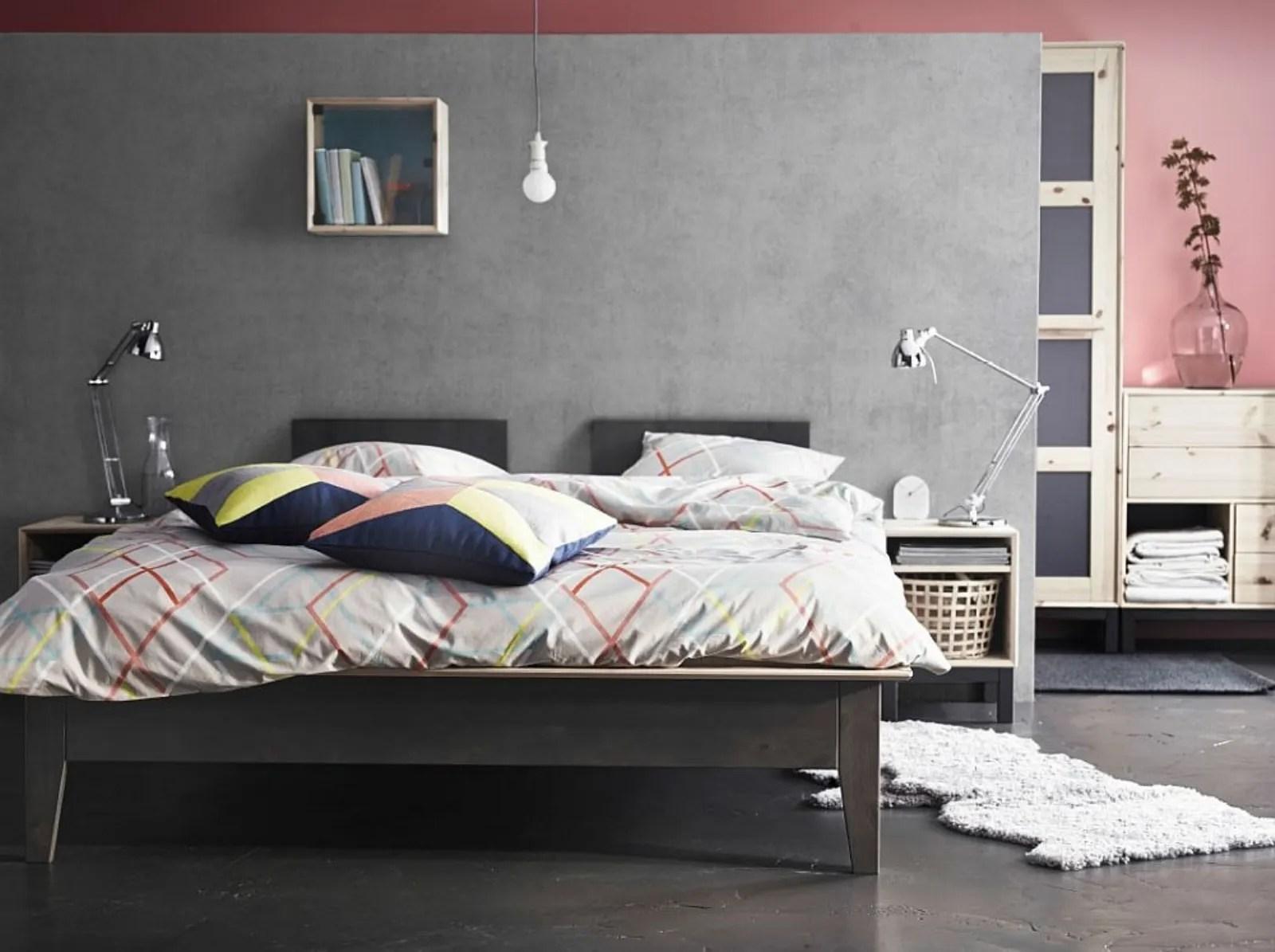 Scegliere l'armadio giusto aiuta a migliorarne l'aspetto e, il più delle volte, alla gestione dello spazio. Ikea Camera Da Letto Economica E Funzionale